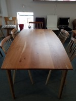 Van Hollow Furniture Custom Dining Tables