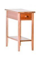 Shaker chairside table