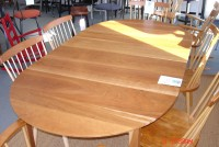 Van Hollow Cherry Dining Tables