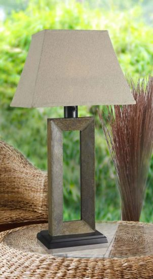 Kenroy Hunter Lighting Kenroy Outdoor Table Lamps