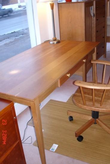 Van Hollow Custom Made Van Hollow Cherry Desk Richard