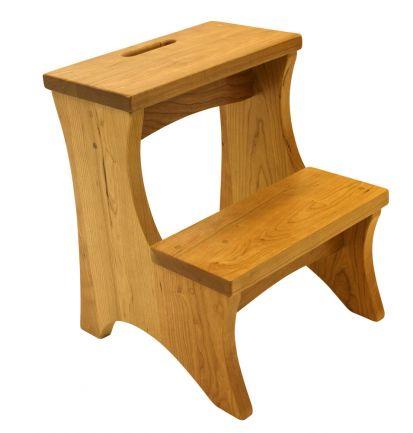 W A Mitchell 2 Step Stool Richard Parks Furniture
